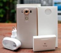 LG khuyến mãi thẻ microSD 200 GB cho khách hàng mua LG V10