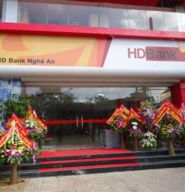 Ngân hàng HDBank Nghệ An