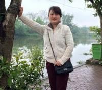 Chị Nguyễn Thị Hồng Thắm (SN 1986), mẹ của hai con nhỏ, nhân viên giám sát Trạm thu phí Bến Thủy được tin đã mất tích 9 ngày nay