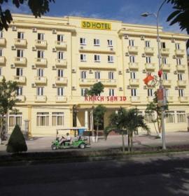 Khách sạn 3D Cửa Lò