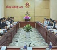 Doanh nghiệp Nhật và Thái Lan đầu tư nhà máy sản xuất tại Nghệ An