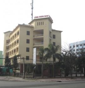 Khách sạn Công Đoàn – Cửa Lò