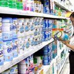 Bỏ trần, giá sữa giảm đến 30.000 đồng/hộp