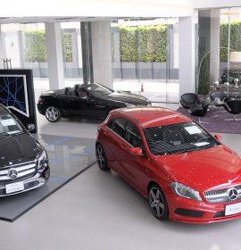 Mercedes-Benz Vinh