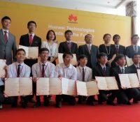 Huawei khởi động Chương trình học bổng Hạt giống Viễn thông dành cho sinh viên ICT Việt Nam