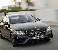 Mercedes-Benz E400 4Matic chuẩn bị ra mắt