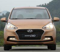 """Cận cảnh Hyundai Grand i10 """"nội"""", đối thủ của Kia Morning"""