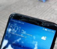 Smartphone màn hình không viền của Huawei bất ngờ xuất hiện tại Việt Nam