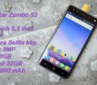 Trên tay Mobiistar Zumbo S2 Dual: Smartphone selfie góc rộng dành cho giới trẻ