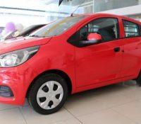 Ảnh chi tiết Chevrolet Spark Duo 2018 giá 299 triệu đồng tại Việt Nam