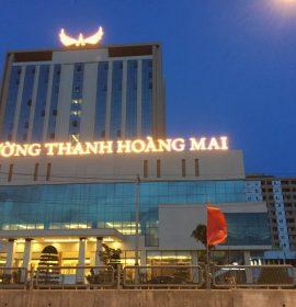 KHÁCH SẠN MƯỜNG THANH GRAND HOÀNG MAI