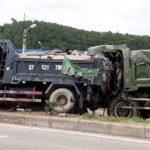 Nghệ An: Cắt cabin đưa thi thể tài xế mắc kẹt sau tai nạn