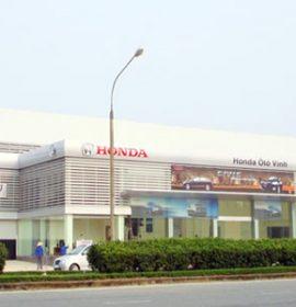 Honda Ô Tô Vinh