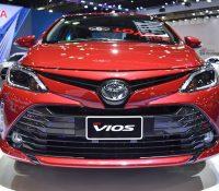 Toyota hé lộ thông tin Vios phiên bản 2018
