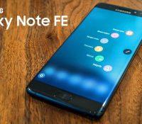 Mở hộp Galaxy Note FE sắp được bán ở Việt Nam
