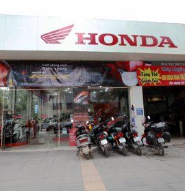 Cửa hàng Honda Vianimex