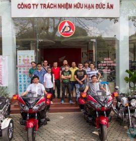 Cửa hàng Honda Đức Ân