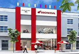 Cửa hàng Honda Hòa Bình