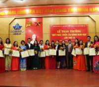 Nghệ An: Tôn vinh 16 nhà giáo tài năng tiêu biểu