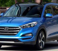Hyundai bổ sung loạt trang bị mới trên Tucson 2018