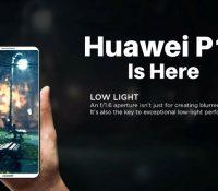 Huawei P11 sẽ sở hữu 3 camera chính có độ phân giải cực khủng lên đến 40MP?