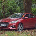 Hyundai Verna mới ra hàng giá 250 triệu đồng