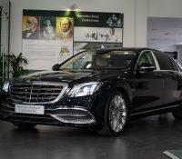 Mercedes-Benz S450 Maybach 2018 giá 7,219 tỷ đồng tại VN