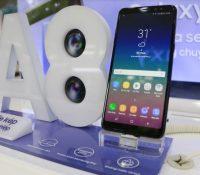 Samsung Galaxy A8, A8+ 2018 chính thức lên kệ