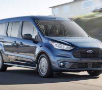 Ford Transit Connect Wagon ra mắt phiên bản 2019
