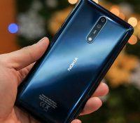 Nokia 8 Sirocco vừa được tiết lộ vài thông tin về cấu hình