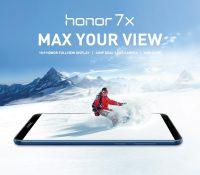 Honor 7x smartphone xuất sắc trong tầm giá
