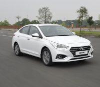 Hyundai Accent 2018 thế hệ hoàn toàn mới ra mắt thị trường Nghệ An
