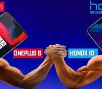 Cùng phân khúc, chọn điện thoại Honor 10 hay OnePlus 6