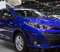Toyota Vios 2018 lộ loạt trang bị sáng giá