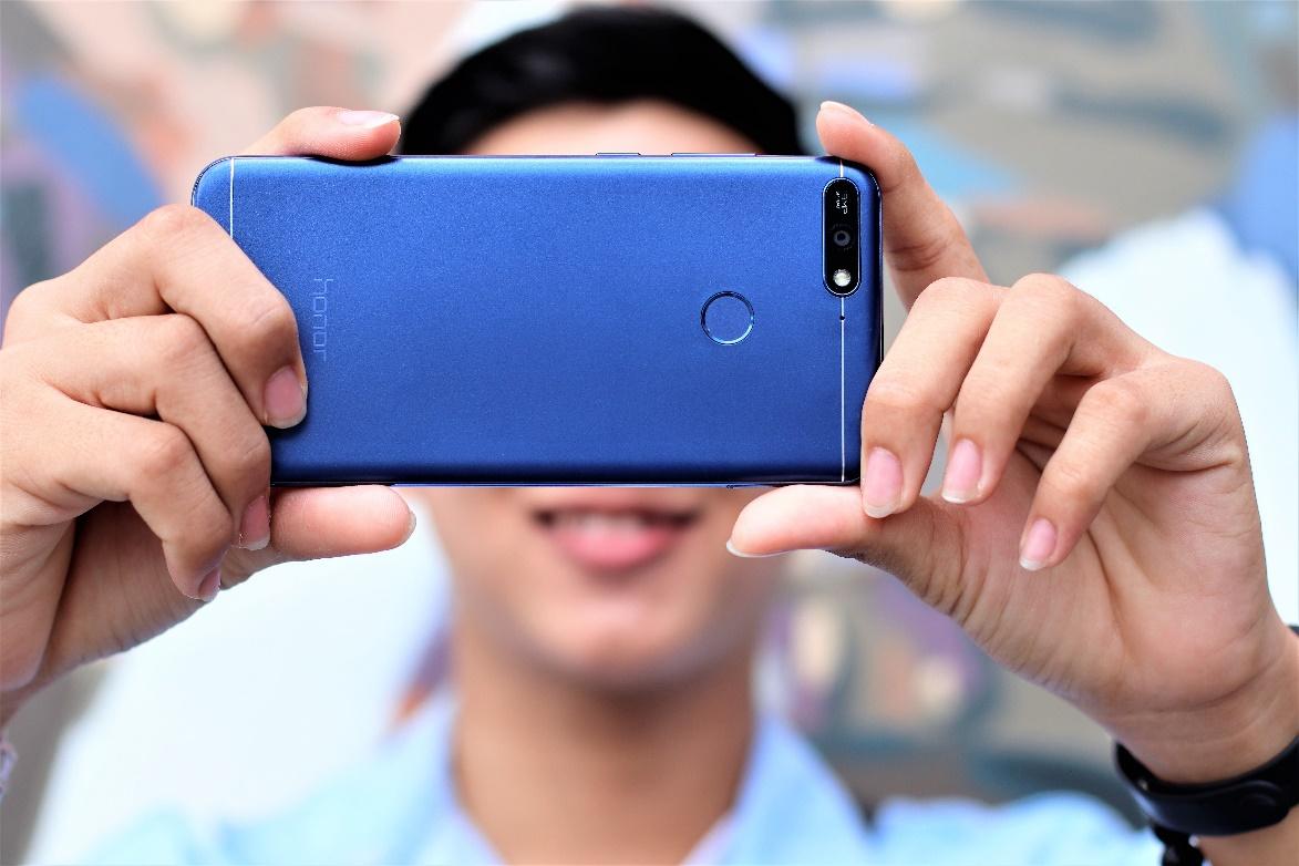 """Bán Honor 7A - Smartphone """"kool"""" giá siêu mềm tại Nghệ An"""