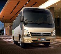 Hyundai Vinh giới thiệu Hyundai County thế hệ mới