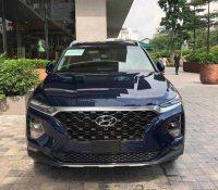 Hyundai SantaFe 2019 đã có mặt tại đại lý, giá dự kiến 1,1 tỷ đồng