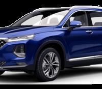 Hình ảnh Hyundai Santafe 2019 được trưng bày tại Hyundai Vinh ngày 16/11 và 17/11/2018