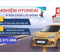 """Chuỗi """"Lái thử Hyundai, quà tặng trao tay"""" cùng Hyundai Vinh tại Nghĩa Đàn – Quỳ Hợp"""