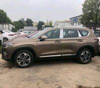 Hyundai SantaFe 2019 đã có mặt tại đại lý Hyundai Vinh, sẵn sàng mở bán