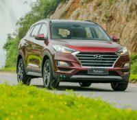 Hyundai Tucson 2019 với nhiều nâng cấp đột phá từ thiết kế đến tiện nghi