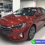 Hình ảnh nội ngoại thất Hyundai Elantra 2019 phiên bản 2.0