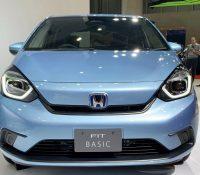 Honda Jazz/Fit hoàn toàn mới tại triển lãm Tokyo Motor Show 2019