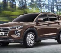 Hyundai Tucson 2020 đẹp 'long lanh' vừa lộ diện