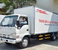 Xe tải thùng dài – giải pháp tối ưu chở hàng trong đô thị