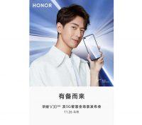 Honor V30 chính thức được xác nhận ra mắt ngày 26/11