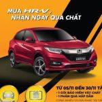"""""""Mua HR-V, nhận ngay quà chất"""" tại Honda Vinh Nghệ An"""