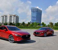 Mazda3 và Mazda3 Sport chính thức ra mắt