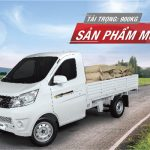 """DAEHAN TERA 100 – """"cơn gió mới của thị trường xe tải nhẹ"""""""