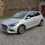 Hyundai Accent có thêm phiên bản Hatchback 5 cửa